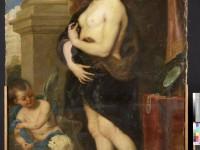 Venus im Pelz, Umkreis Peter Paul Rubens, um 1640 Foto: Stiftung Preußische Schlösser und Gärten, Berlin-Brandenburg