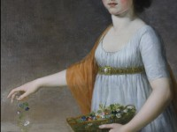 Marie von Baden, um 1800, Vorzustand, Foto: Dipl.-Restauratorin Ewa Kruppa