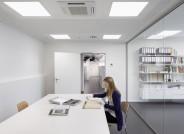 Museum für Kunst und Gewerbe Hamburg, Sammlung Fotografie und neue Medien, Blick in den neuen Studienraum © MKG