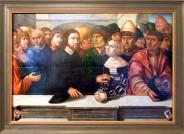 Christus und die Ehebrecherin, Hans Kemmer, Lübeck um 1530, alle Fotos: St. Annen Museum Lübeck
