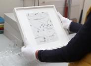 Wissenschaftliche Erfassung der Sammlung Archiv Michael Schmidt  Fotos: Stiftung für Fotografie und Medienkuns Archiv Michael Schmidt