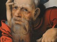 """""""Hieronymus im Gehäuse"""", Detail"""