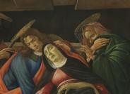 Detail Maria, Foto: Bayerische Staatsgemäldesammlungen