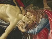Detail Jesus, Foto: Bayerische Staatsgemäldesammlungen