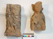 Amalberga, um 1400, Vorzustand