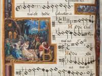 Weihnachtsmotette © Bayerische Staatsbibliothek