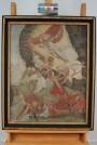 Die Auferstehung Christi, Zittau, 1662, Tempera auf Holz, Gemälde vom Epitaph Schnitter © Städtische Museen Zittau, Inv.- Nr. E 82