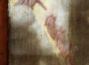 Detail während Oberflächenreinigung und Firnisabnahme © St. Petri – St. Mariengemeinde, Foto: Andreas Mieth