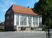 Das sanierte Gebäude am Markt in Schönberg, zukünftige Sitz von Ausstellung, Bibliothek und Verwaltung des Volkskundemuseums, Foto: Olaf Both