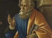 Detail Petrus, Foto: Bayerische Staatsgemäldesammlungen