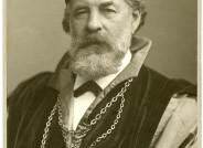 Joseph Joachim, Fotografie im Kabinettformat, Berlin, o. J. [um 1900]