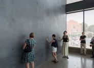 Im Anbau des Sprengel Museum © Sprengel Museum Hannover / Helge Krückeberg