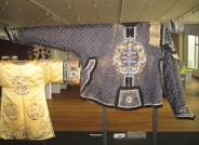 Jacke der Generalsuniform nach der Restaurierung Foto: RPM
