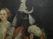 Detail: Wilhelm III., Prinz von Oranien