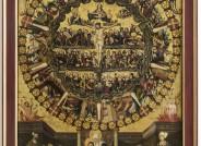 Rosenkranztafel von Hans II. Ostendorfer, 1536
