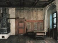 Die Lutherstube vor der Restaurierung Foto: Stiftung Luthergedenkstätten in Sachsen-Anhalt