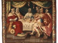 "Tapisserie ""Eris sät Zwietracht"", Manufaktur Aubusson, 2. Hälfte 17. Jh., Foto: Museum August Kestner, Christian Tepper"