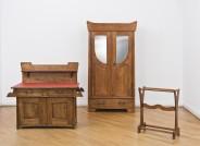Teile des Möbelensembles © Bröhan-Museum, Berlin / Foto: Martin Adam, Berlin