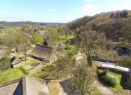 Luftaufnahmen Kiekeberg im Frühling, Foto: FLMK