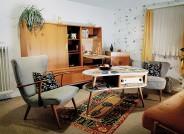 Wohntraum der frühen 1960er - Inszenierung im Museum, Foto: FLMK