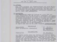 Prüfungsbericht - (c) Niedersächsisches Landesarchiv, Foto: Julian Hartig