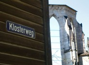 Klosterweg Walkenried Foto: Institut für Historische Landesforschung Göttingen