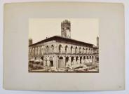 Bologna, Palazzo del Podestà Signatur 301_A I1,4F Credit: Pietro Poppi (1833 - 1914)