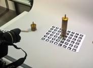 Digitalisierungsvorgang der Schäfer-Resonatoren. Foto: Lars Engels