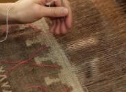 Making of Silk Road Fashion, Foto: Mayke Wagner, DAI