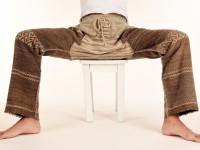 Dreharbeiten, die Erfindung der Hose, Foto: Moa Hallgren, DAI