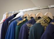 Beispiel aus der Uniformen-Sammlung des Braunschweigischen Landesmuseums, Foto: Anja Pröhle