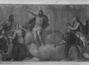 Alte Aufnahme des Gemäldes © Landesmuseum für Kunst und Kulturgeschichte Oldenburg