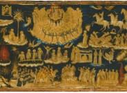 Szenen der Apokalypse des Johannes 1330-40, Foto: Staatsgalerie Stuttgart