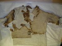 Wams eines spanischen Conquistadors, 16. Jh., Zustand vor Restaurierung