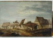 "Ferdinand Kobell ""Katastrophenbilder"" 1784, Foto: Kurpfälzisches Museum Heidelberg"