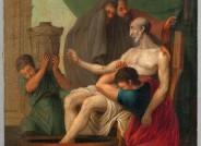 Johann Andreas Benjamin Reges, Der Sterbende Seneca, Copyright: Historisches Museum