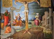 Sebastiano Filippi, gen. Bastianino, Das Lebende Kreuz von Ferrara (Allegorie des Alten und Neuen Testaments)