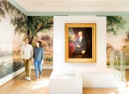 Ausstellung zu Caspar Voght im Jenisch Haus, Foto: SHMH, Sinje Hasheider