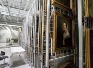 Blick ins Zentraldepot der Stiftung Historische Museen Hamburg, Foto: SHMH, Udo Mölzer