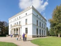 Das denkmalgeschützte Jenisch Haus von 1834, Foto: SHMH, Sinje Hasheider