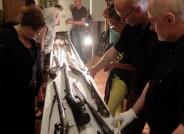 Wiederentdeckung der Sammlung durch das Publikum, Foto: Städtische Museen Zittau, Dr. Peter Knüvener