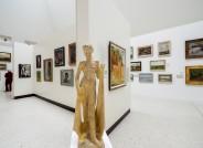 Das Kunstmuseum im Ostseebad Ahrenshoop, Foto: Gerhard Westrich für VolkswagenStiftung