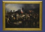 Sammlung Schletter: Begräbnis des Generals Marceau von François Bouchot, 1837, Foto: Museum der bildenden Künste Leipzig