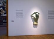 Restauriert und in die Dauerausstellung integriert, Foto: Museum der bildenden Künste Leipzig